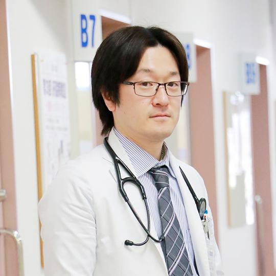 腎臓内科医長 佐藤貴彦