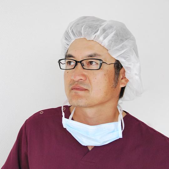 麻酔科部長 岡本知紀