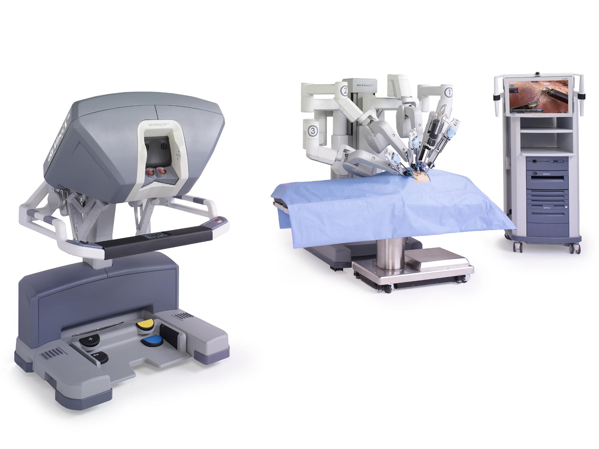 手術支援ロボット ダヴィンチ