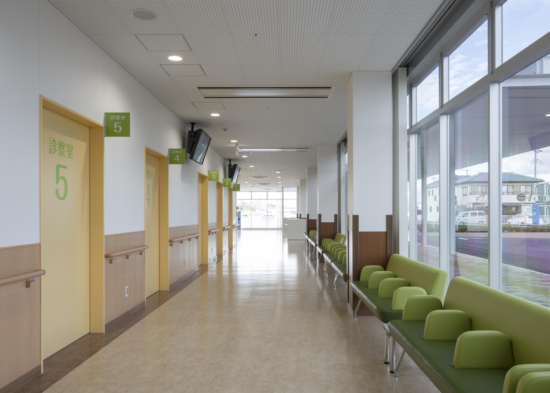 病院の特長